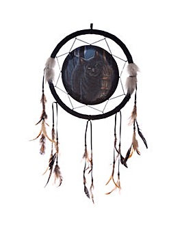 Magical Cat Medium Dreamcatcher