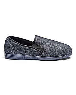 Trustyle Classic Slipper Wide Fit