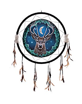 Decorative Stag Large Dreamcatcher