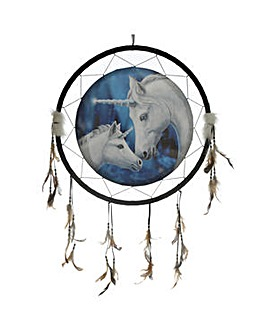 Sacred Love Unicorn Large Dreamcatcher