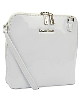 Daniele Donati Faux Leather Handbag