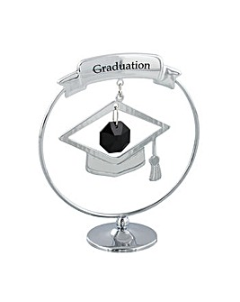 Graduation Metal Ornament