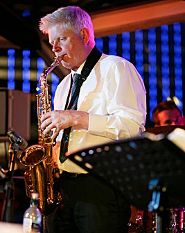 Live Jazz Dinner & Prosecco for Two