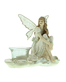Fairy with Tealight Holder