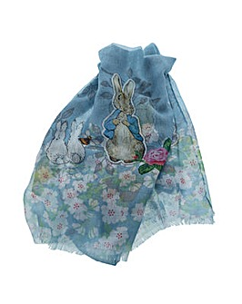 Beatrix Potter Peter Rabbit Scarf