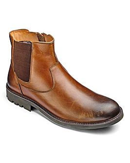 Trustyle Leather Chelsea Boot Extra Wide