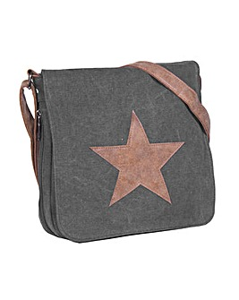 New Rebels Canvas Shoulderbag