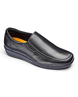 Slip On Shoe Extra Wide Fit