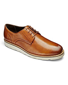 Trustyle Leather Derby Shoe