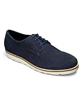 Trustyle Suede Derby Shoe