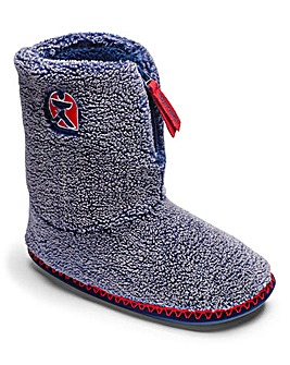 Bedroom Athletics Sherpa Slipper Boot