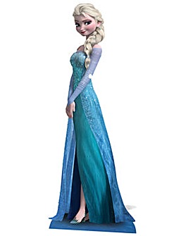 Frozen Elsa Life Size Cut Out