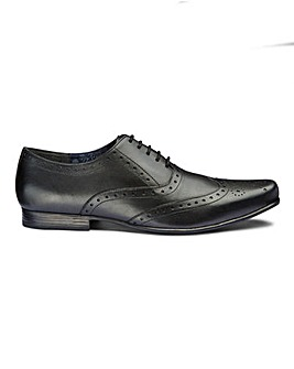 Trustyle Leather Brogues Standard Fit