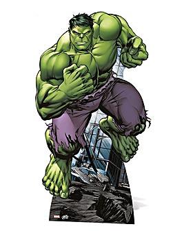 Marvel The Hulk�176cm Life Size Cutout