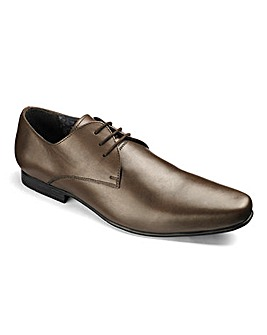 Trustyle Leather Derby Shoes Ex Wide