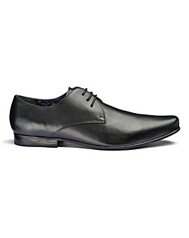 Trustyle Leather Derby Shoes Std Fit