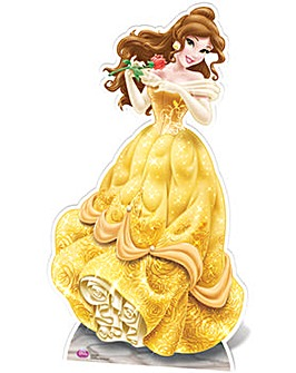 Disney Princess Belle 163cm Cutout