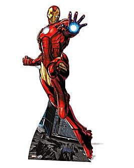 Marvel Iron Man 96cm Cardboard Cutout