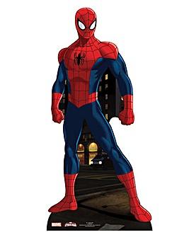 Marvel Spiderman 96cm Cardboard Cutout