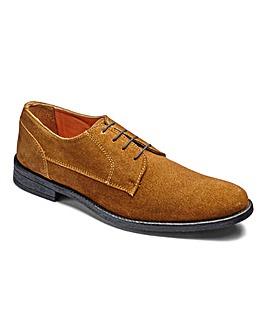 Lambretta Suede Derby Shoe
