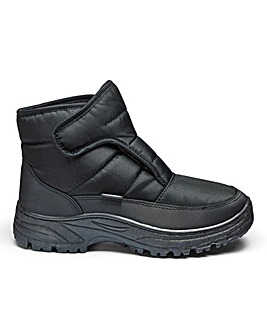 Snowdonia Touch & Close Snow Boot