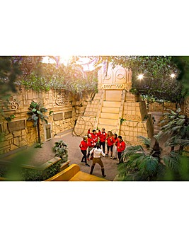 The Crystal Maze Manchester for Two