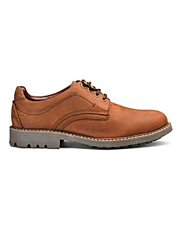 Hybrid Derby Shoe Standard Fit