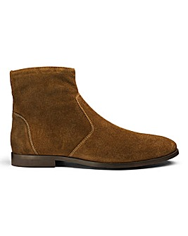 Joe Browns Western Style Zip Boot