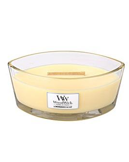 Woodwick - Lemongrass & Lily Hearthwick