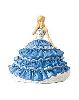 Royal Doulton Figures Debutante Ball