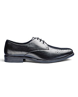 Formal Gibson Derby Shoe Standard Fit