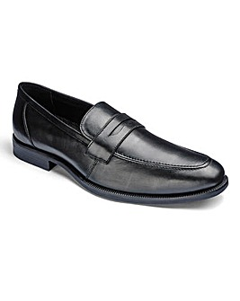 Formal Saddle Loafer Standard Fit