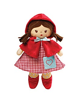 Gund Red Doll