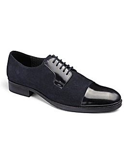 Premium Leather Toe Cap Shoe