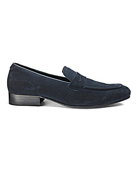 Flintoff By Jacamo Suede Saddle Loafer