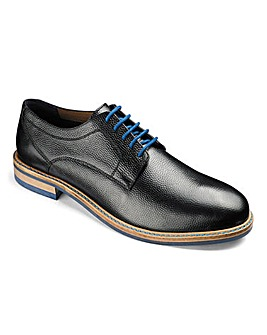 Premium Milled Leather Derby
