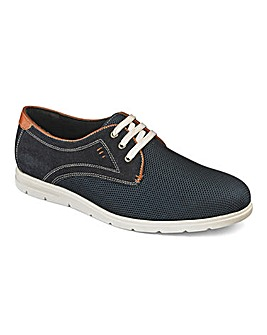 Trustyle Mesh Lace Up Casual Shoe