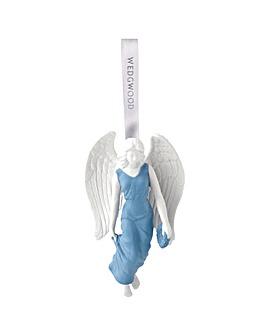 Wedgwood Christmas Angel Ornament