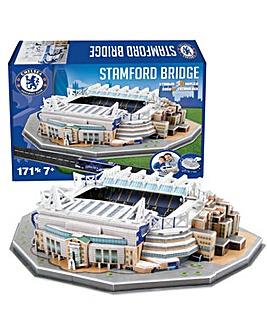 3D Stadium Puzzle Chelsea
