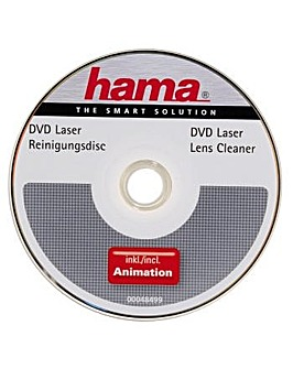 Hama DVD Laser Lens Cleaner