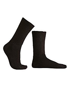 Cushioned Diabetic Socks Pack of 3