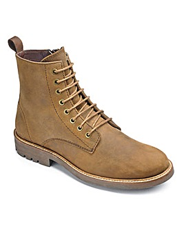 Williams and Brown Lace Up Boots