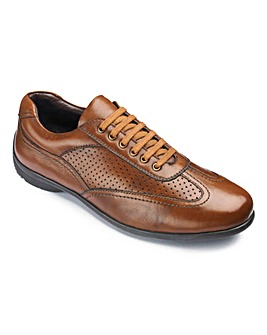 Brevitt Lace Up Casual Shoes Standard