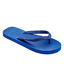 Southbay Basic Navy Flip Flop