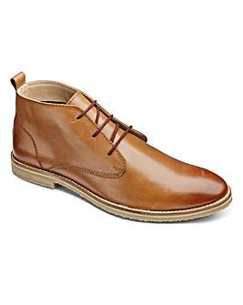 Jacamo Lace Up Boots Standard Fit