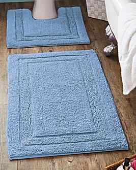 2 pack Bathmat 1800GSM