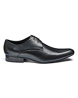 Flintoff Formal Lace-Up Shoes Wide Fit