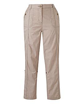 Laundered Cargo Trouser Sht