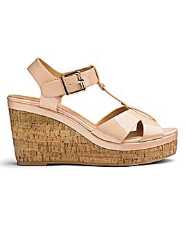 Willow Wedges E Fit