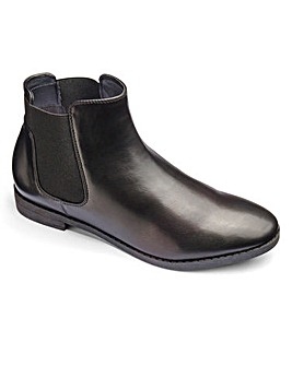 Sole Diva Chelsea Boots Wide E Fit